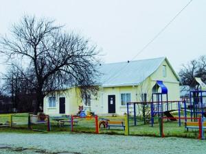 Детский сад недавно отремонтировали